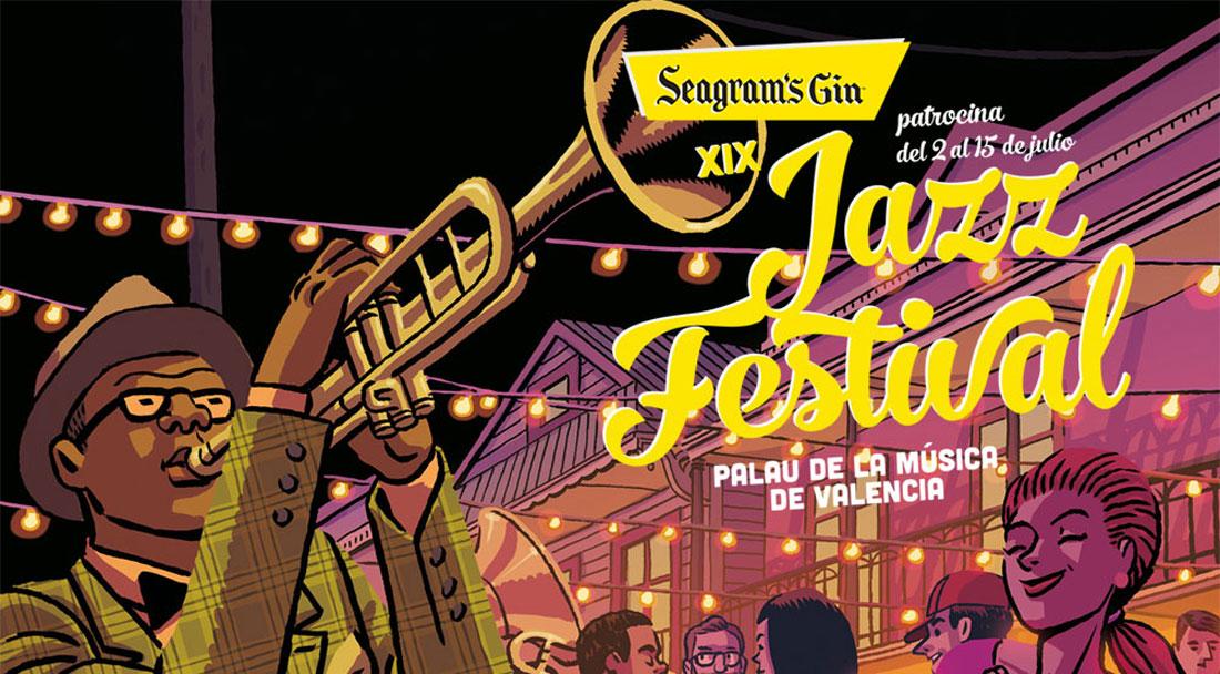 XIX Festival de Jazz Palau de la Música