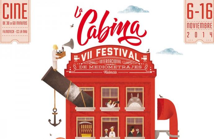Palmarés del Festival Internacional de Mediometrajes La Cabina
