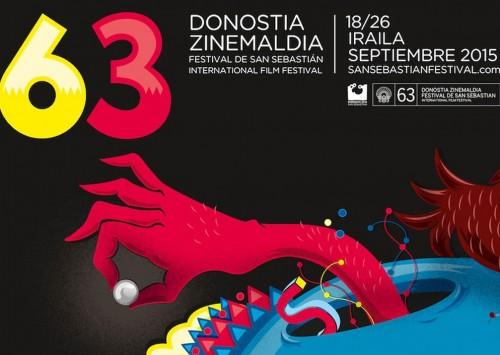 63 Festival de San Sebastián