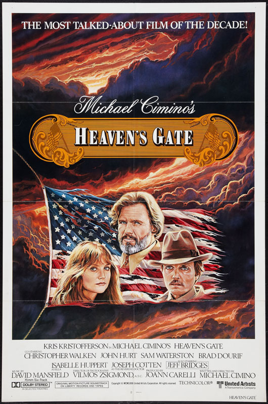 Heaven's Gate (Michael Cimino, 1980)