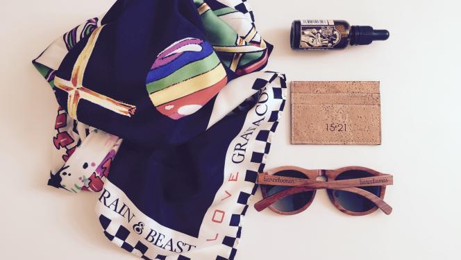 Hyper's Bazaar: seda, madera, corcho y aceite