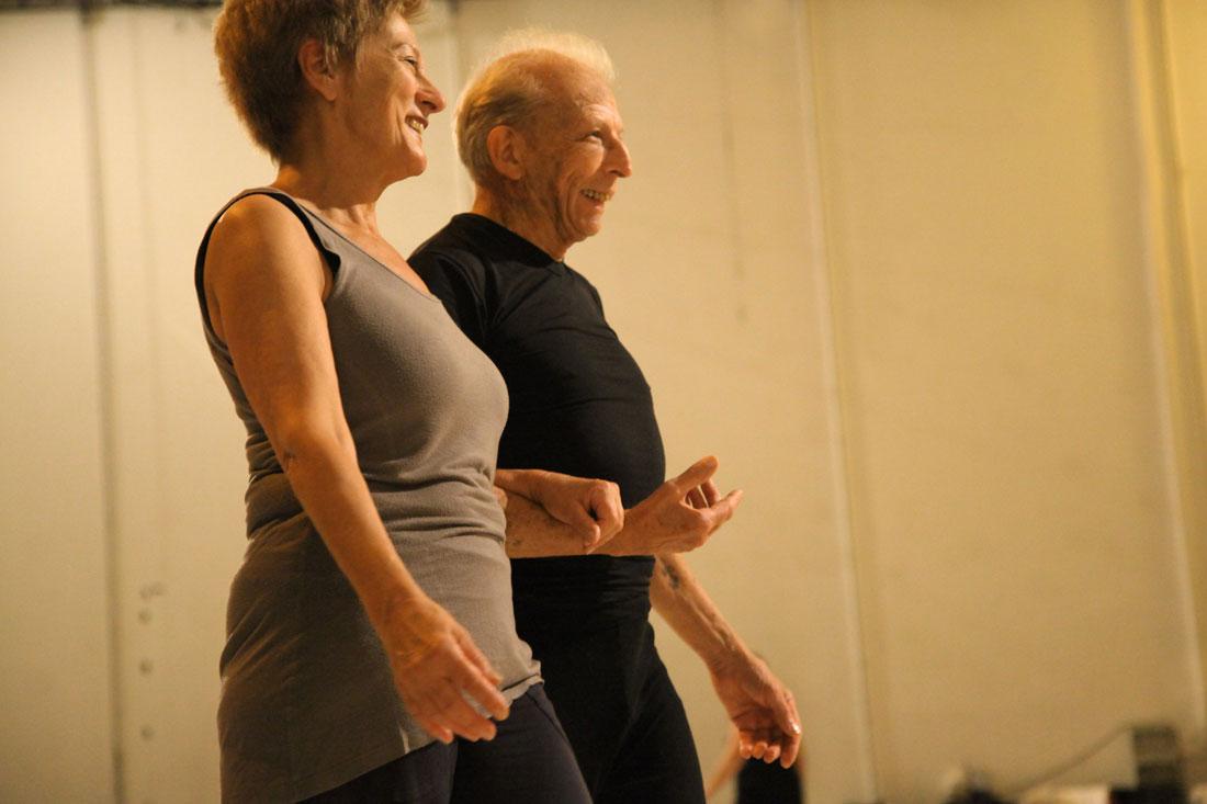 Un taller para gente mayor, foto de Judith Lutz