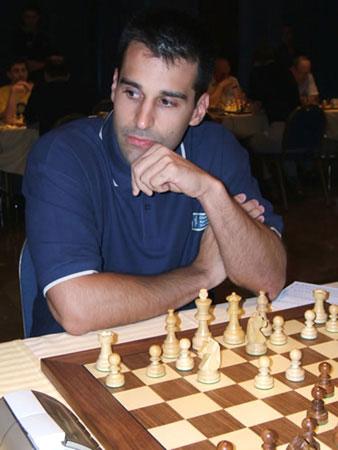 Julen Arizmendi, el mejor ajedrecista valenciano, logró 5,5 puntos de 9 posibles