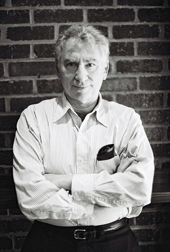 El cineasta experimental Ken Jacobs