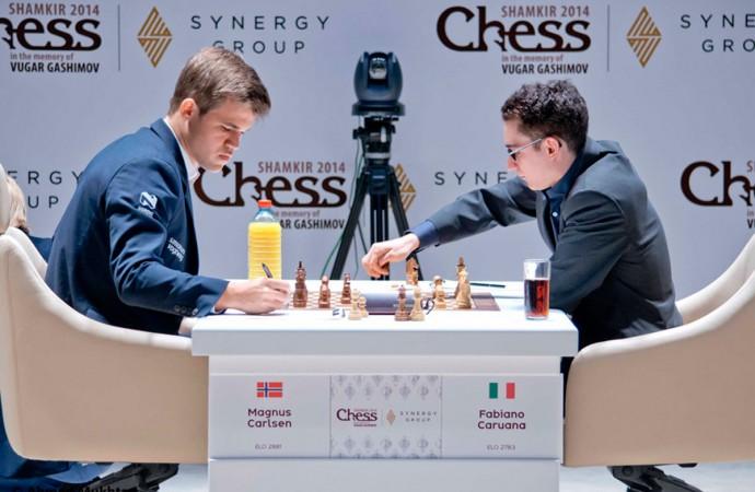 Carlsen lo gana todo