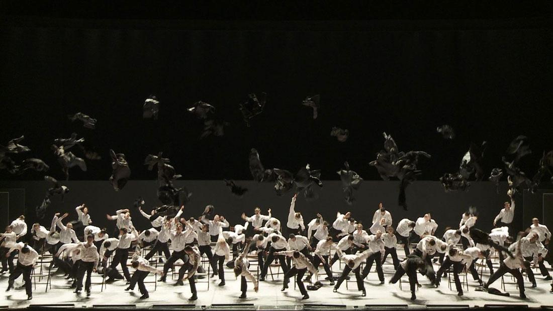 Deca Dance, de Ohad Naharin