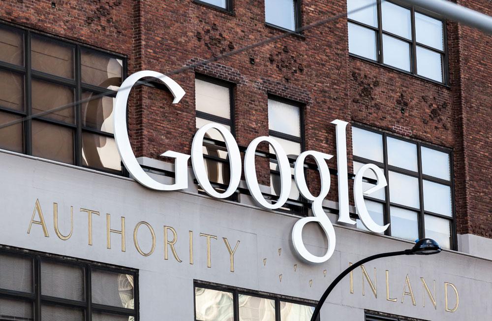 Oficinas de Google en Nueva York. Foto: Marc Ehrich (Flickr)