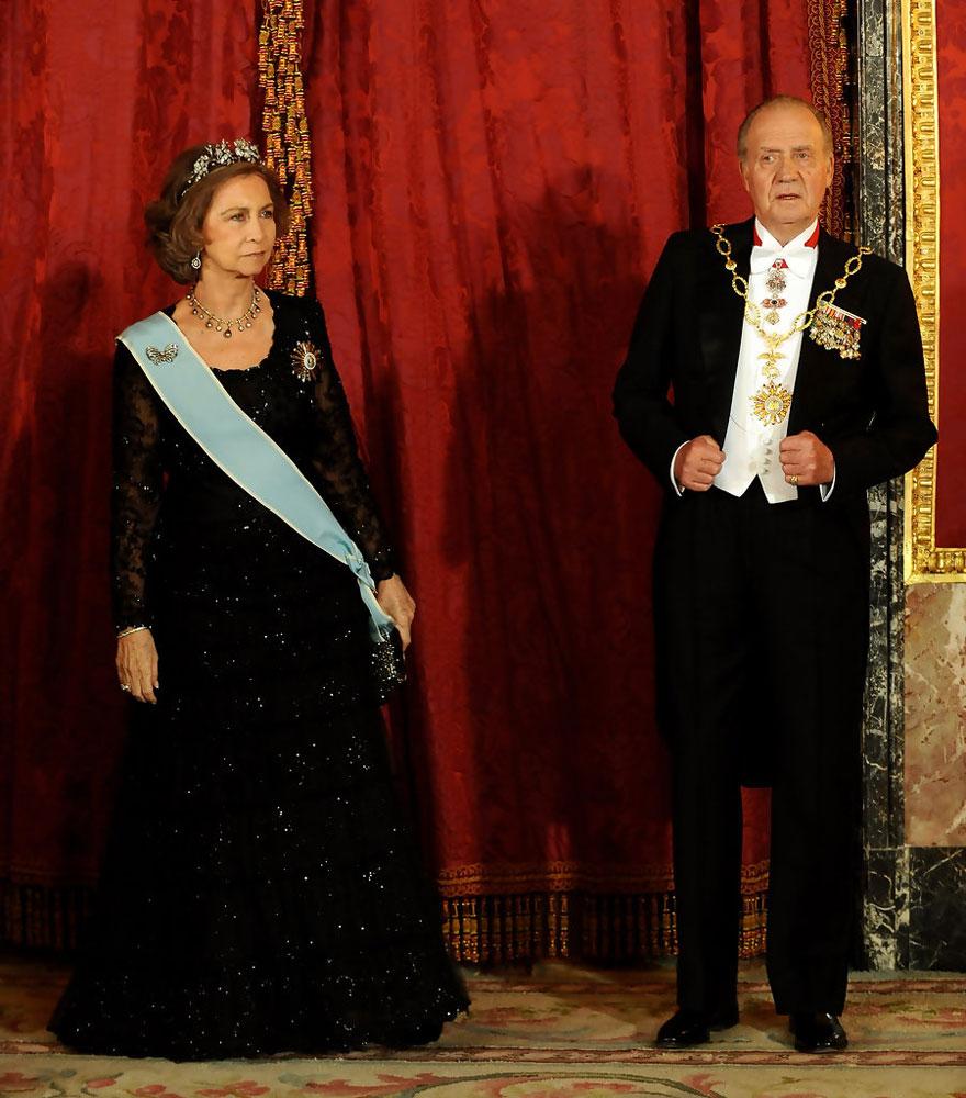 Sofía y Juan Carlos, por Carlos Álvarez. (CC0)