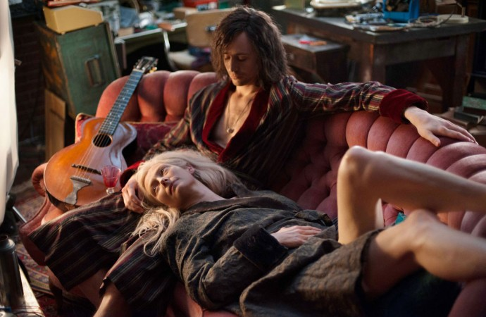 Solo los amantes sobreviven (Only Lovers Left Alive)