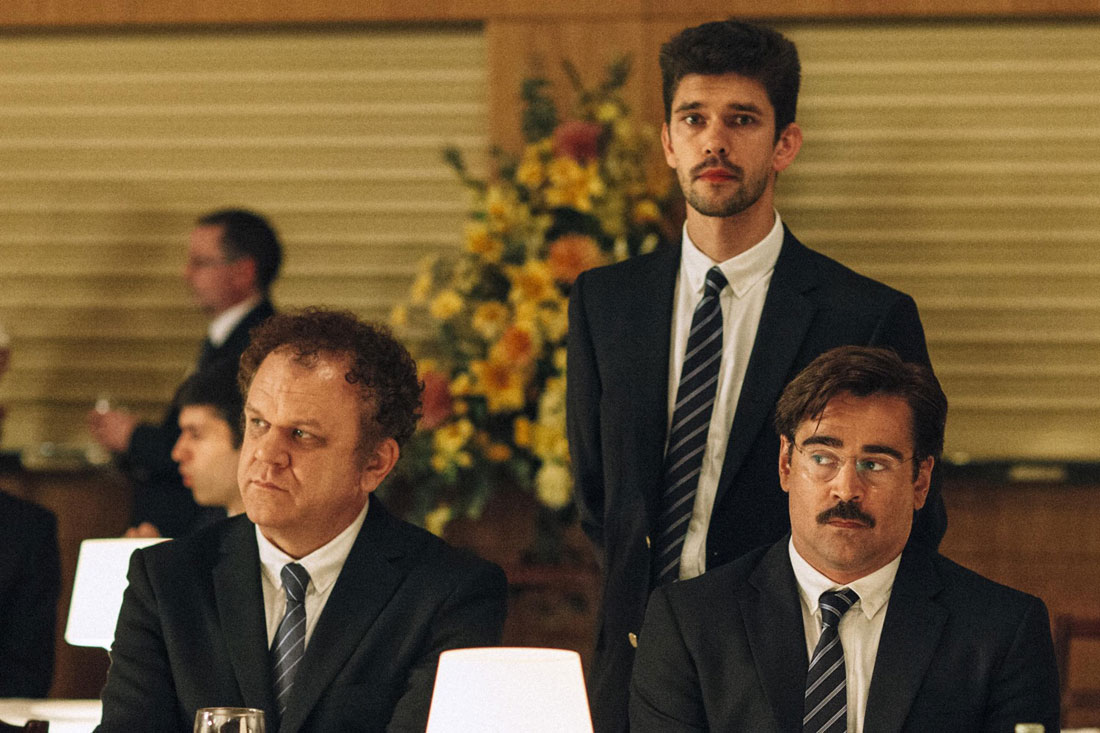 The Lobster. Colin Farrell. Yorgos Lanthimos