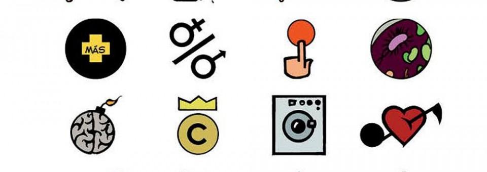 100 pictogramas