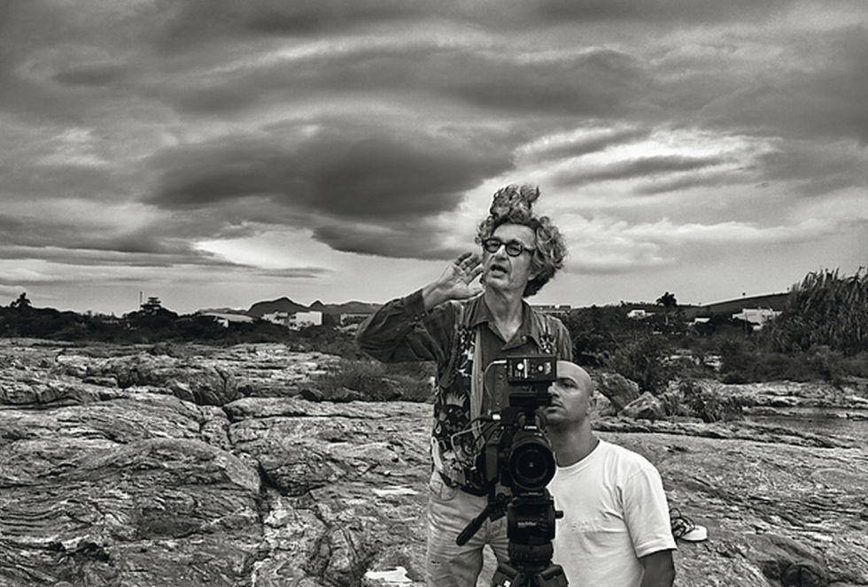 La sal de la tierra. Wim Wenders y Sebastião Salgado
