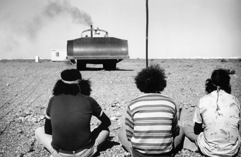 Dónde sueñan las hormigas verdes, Werner Herzog, 1984
