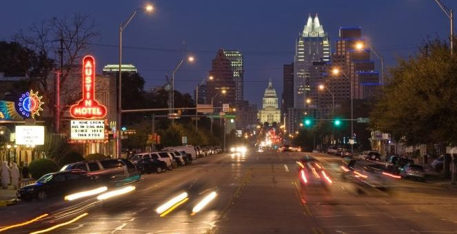 Austin, Texas y el progresismo del South by Southwest