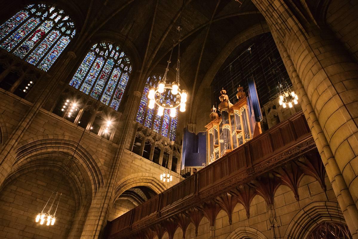 Saint John the Divine, Nueva York