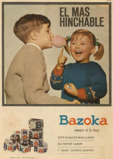 Chicle Bazoka