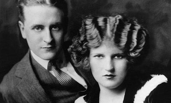 Scott Fitzgerald y Zelda