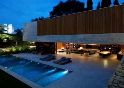 Arquitectura y suspense: piscinas de película