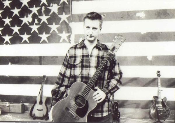 Billy Bragg: cantautor comprometido