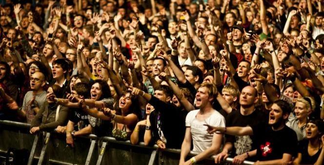 Cosas que creías que podías hacer en un festival (y no)
