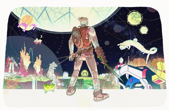 Literatura, reverencia y videojuegos en Ready Player One