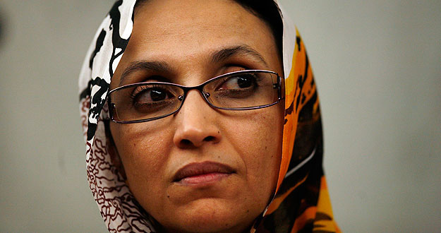 Aminatou Haidar: la voz del Sáhara