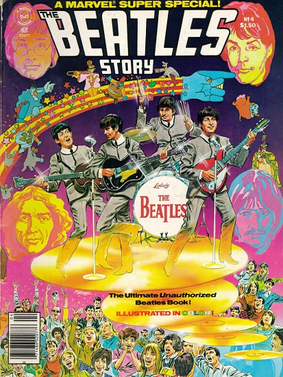 Beatles cómic