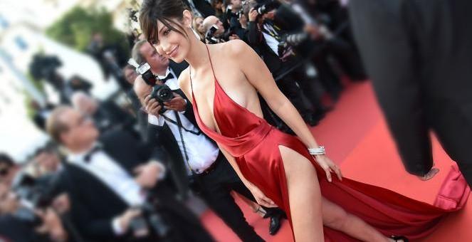Ir a Cannes y enseñar la… palma