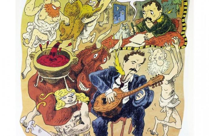 Seis cómics musicales para regalar esta Navidad