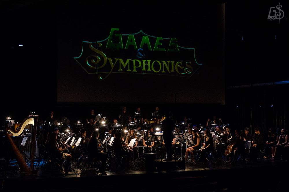 Games & symphonies videojuegos y concierto