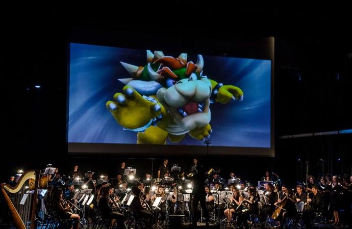 Games & Symphonies, grandiosidad musical del videojuego