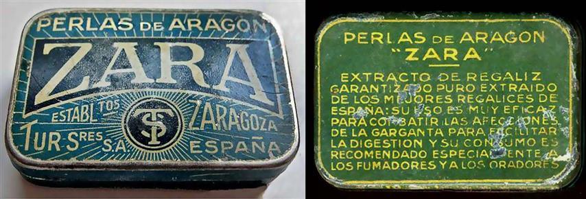 Regaliz Zara