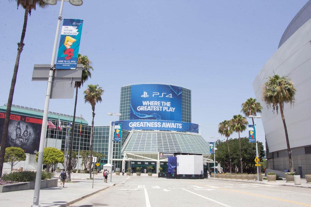 Convention Center, donde ocurre el E3