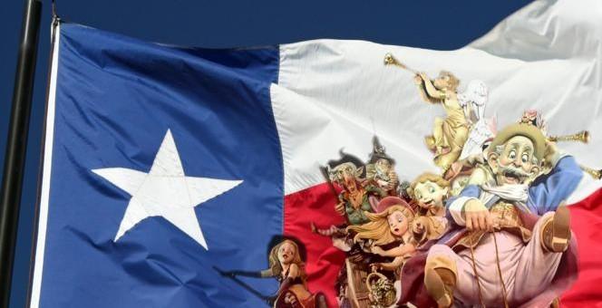 Fallas en Texas