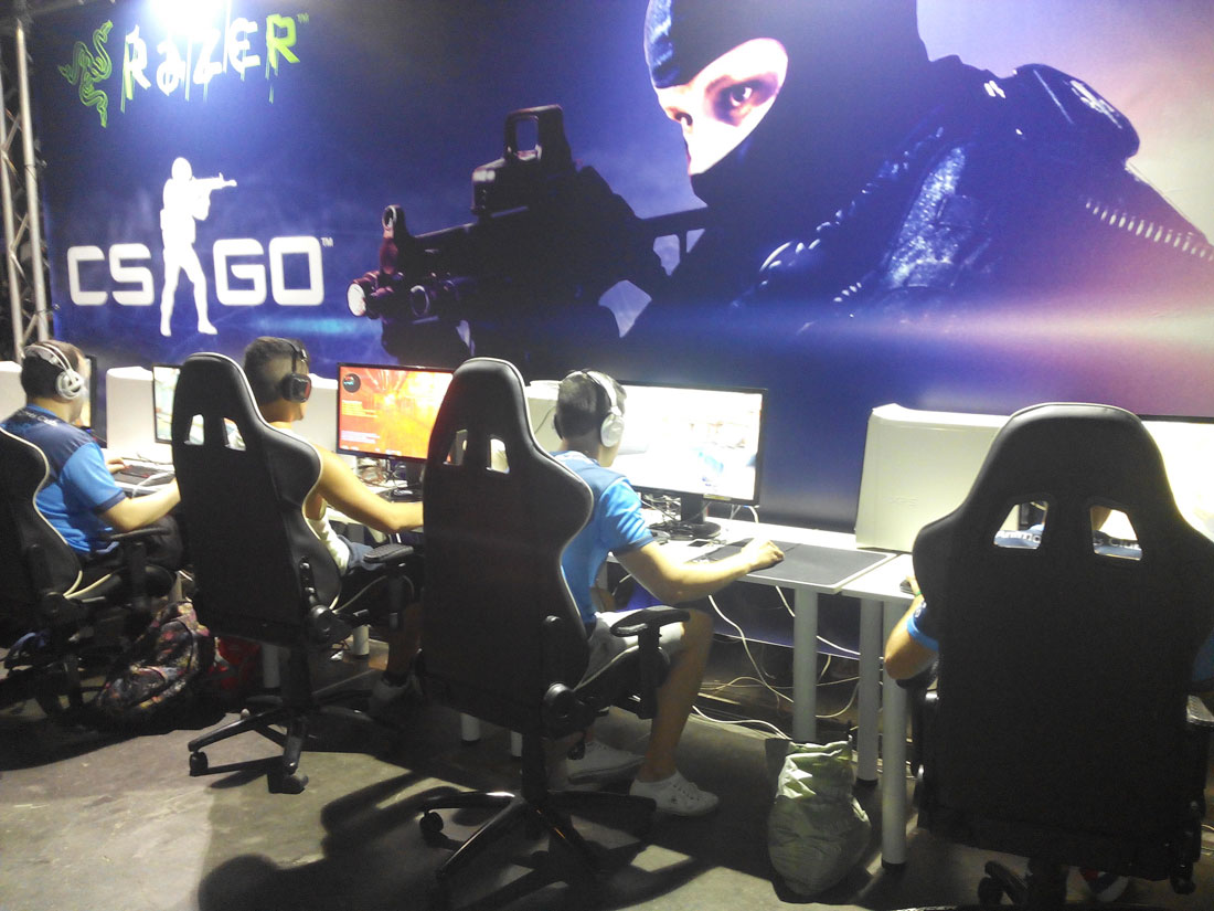 Torneo Counter Strike Dreamhack Valencia 14