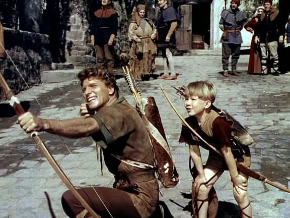 El halcón y la flecha (Jacques Tourneur, 1950)