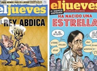 El Jueves, la revista que cierra los viernes