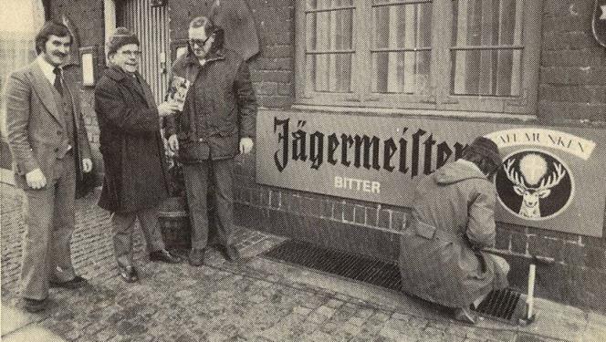 Jägermeister: noches de cacería y amnesia