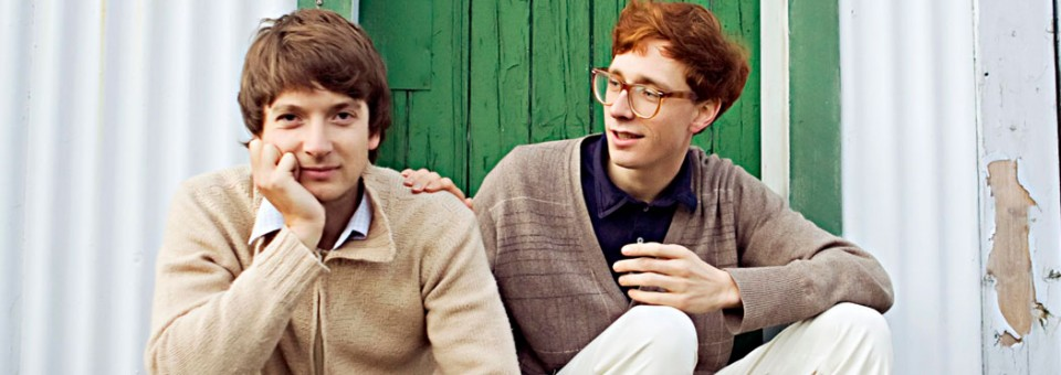 Lo tranquilo sigue siendo el último grito para Kings Of Convenience