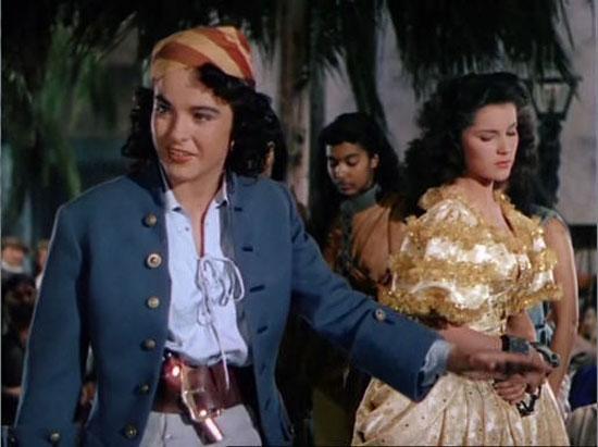 La mujer pirata (Jacques Tourneur, 1951)