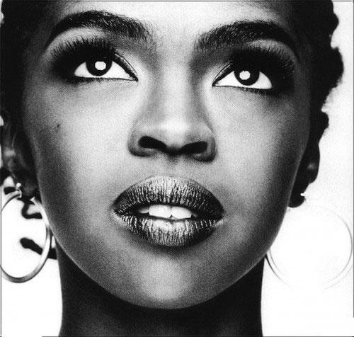 Lauryn Hill en la época en que estaba en condiciones de comerse el mundo.