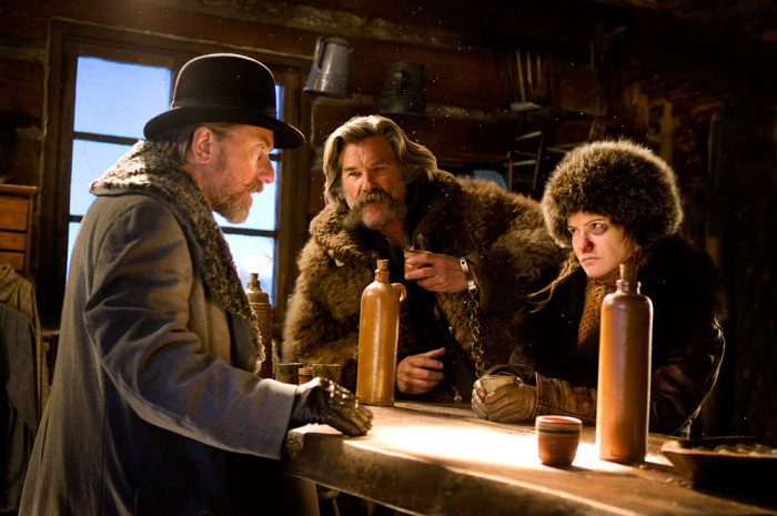 Los odios ocho (Quentin Tarantino, 2015)