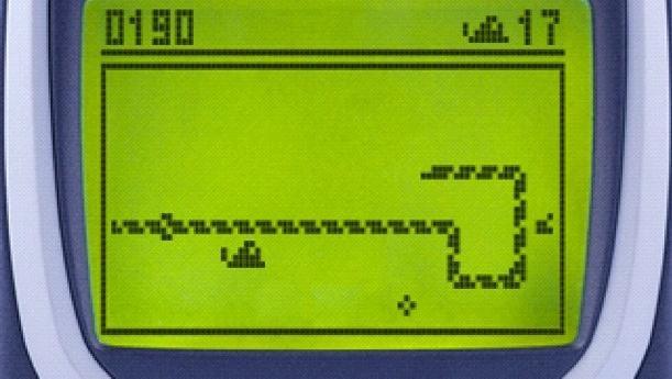 Jugar al snake o volver al mundo de las teclas