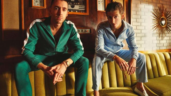 The Last Shadow Puppets, retro-pop con clase