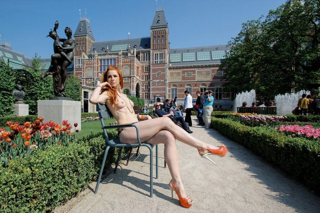 Vienna Love, artista invitada al festival.