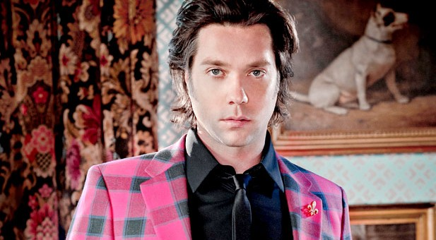 Rufus Wainwright – I'll Build A Stairway To Paradise