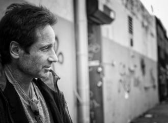 El caso de David Duchovny contra Fox Mulder y Hank Moody