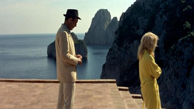 Le mépris (Jean Luc Godard, 1963)