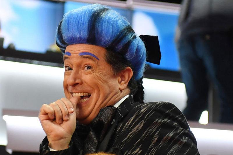 Stephen Colbert Vs Donald Trump