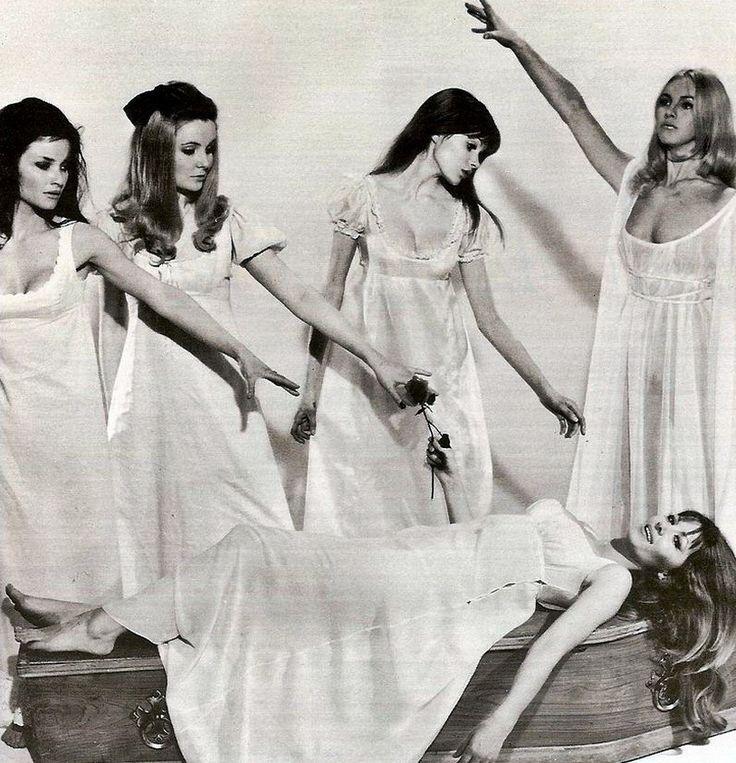 The Vampire Lovers de la Hammer
